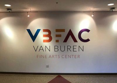pac printers, interior wall graphics, adhesive wall graphics, printed vinyl, removable vinyl wall graphics, custom printed