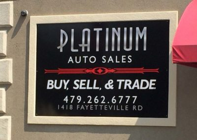 pac printers, digital printers, signs, vinyl, outdoor signs, wall signs